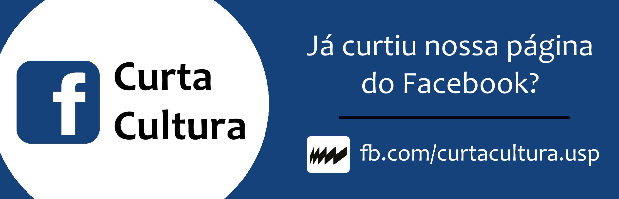 O Portal da Cultura está no Facebook!