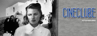 Cineclube CDCC - Programação de Fevereiro