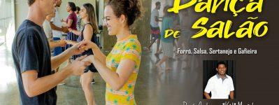 Semana de Recepção aos Calouros - Aula Aberta de Dança de Salão