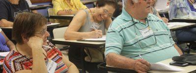 Quem tem mais de 60 anos também pode estudar e se divertir na USP