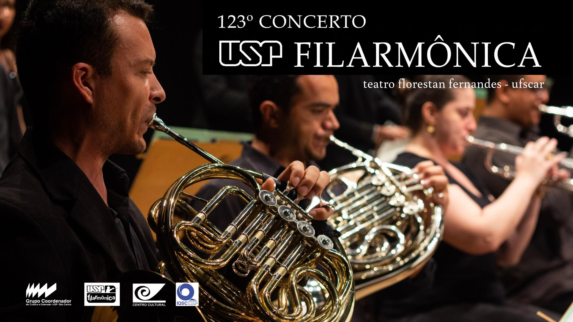 123º Concerto da USP-Filarmônica
