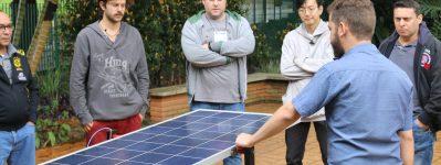 EESC abre as inscrições para a 4ª edição doCurso Solar Fotovoltaico