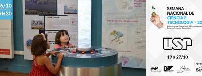 Exposição Interativa de Ciências - SNCT 2019