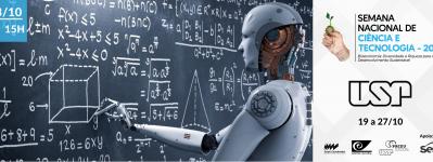 Além da sala de aula do amanhã: o impacto da inteligência artificial na educação - SNCT 2019
