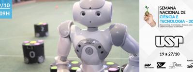 Mostra de robótica CROB - InSAC - SNCT 2019