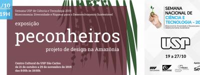 """Abertura da Exposição """"Peconheiros"""" - SNCT 2019"""