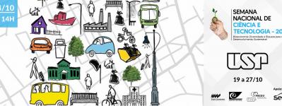 Oficina – Cartilha da Cidade / Oficinas Urbanas - SNCT 2019