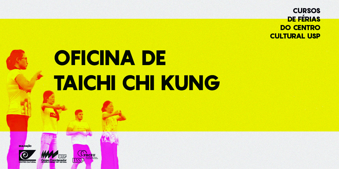 Cursos de Férias 2020 – Taichi Chi Kung