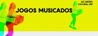 Cursos de Férias 2020 - Jogos Musicados