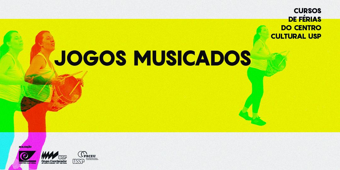 Cursos de Férias 2020 – Jogos Musicados