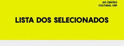 SELECIONADOS - Cursos de Férias 2020
