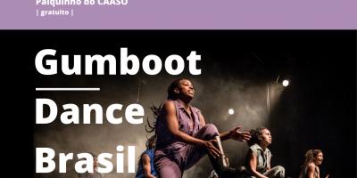 XXII Semana de Recepção aos Calouros - Gumboot Dance Brasil