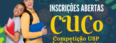CUCo: Uma competição que abre oportunidades para quem está no ensino médio público