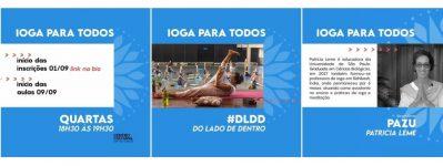 IOGA PARA TODOS | Hatha Ioga