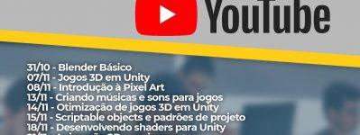 Grupo da USP oferece 12 minicursos sobre desenvolvimento de jogos eletrônicos