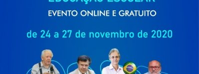USP promove congresso internacional sobre educação escolar na pandemia