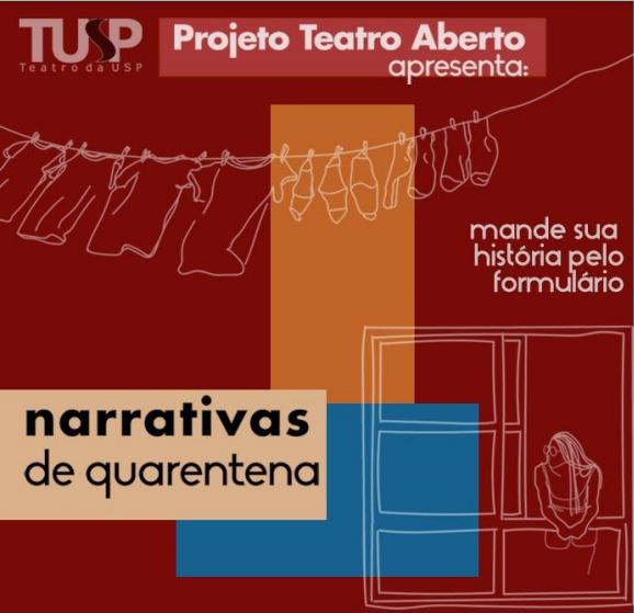 FORMULÁRIO ABERTO: Narrativas de Quarentena