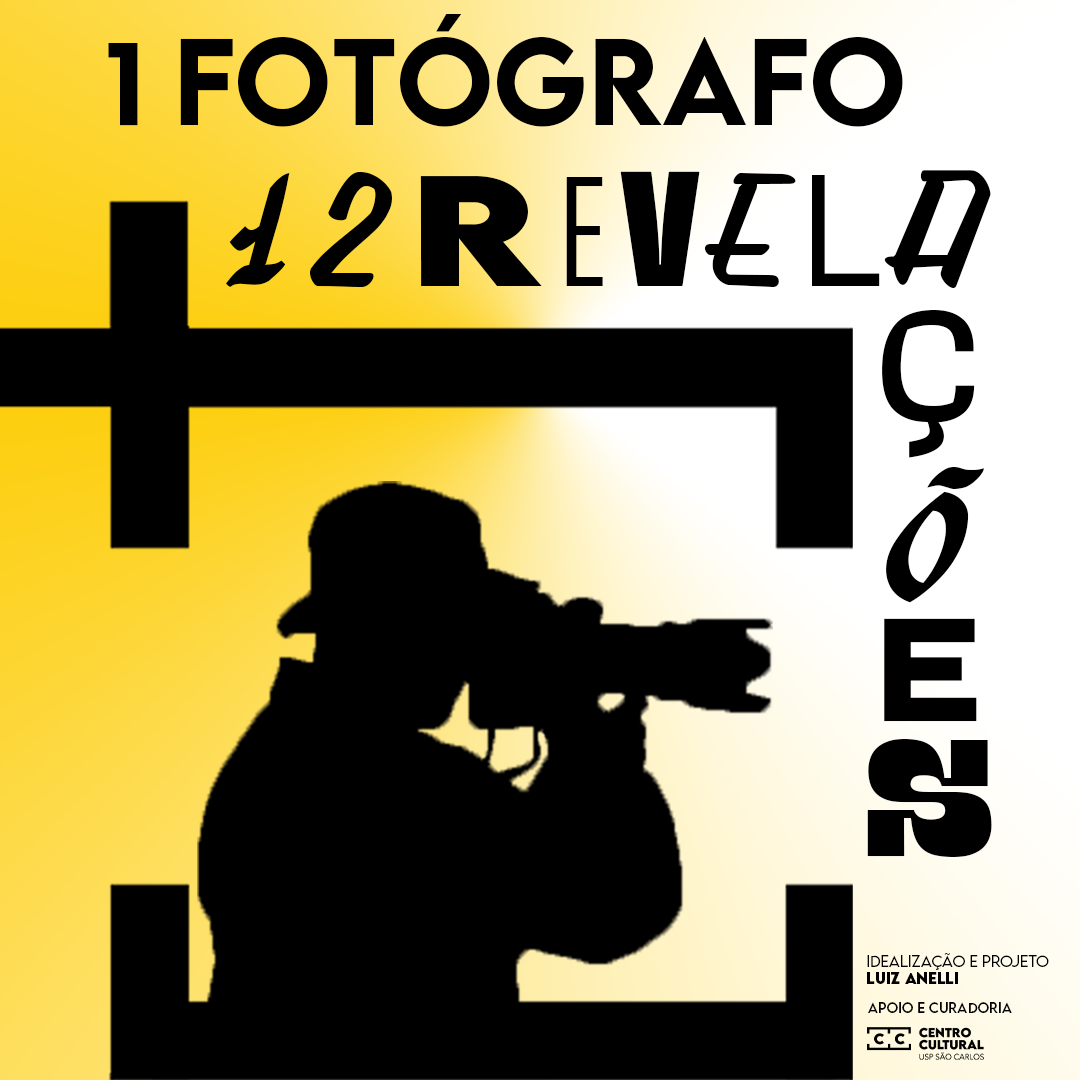 1 Fotógrafo 12 Revelações