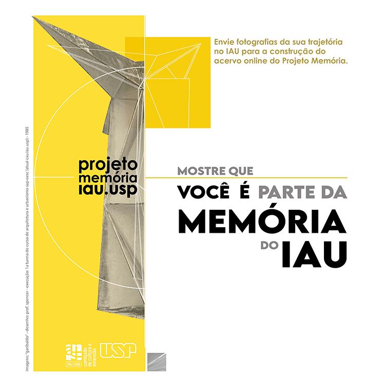 Projeto MEMÓRIA IAU/USP